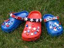 Crocs and their widgets