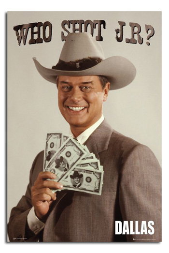 """Trying to strike oil from eighties, TNT remakes """"Dallas ..."""