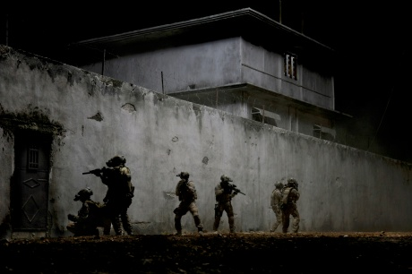 Scene from movie 'Zero Dark Thirty'
