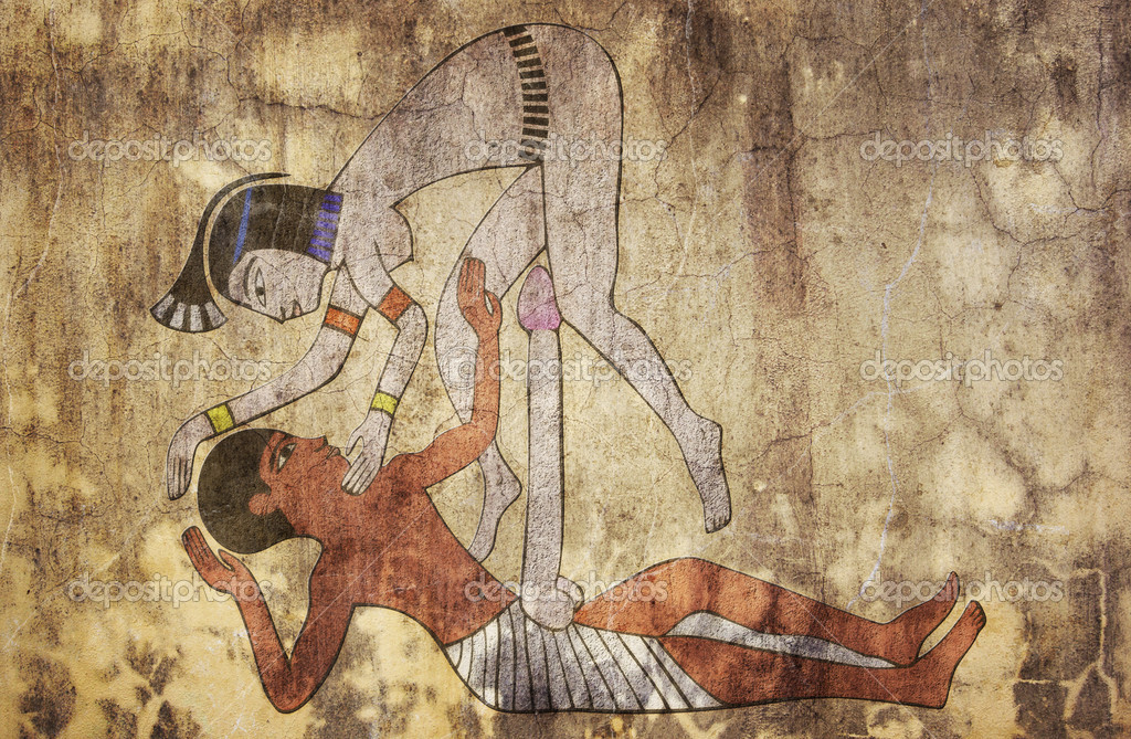 Ancient Sex Drawings 7