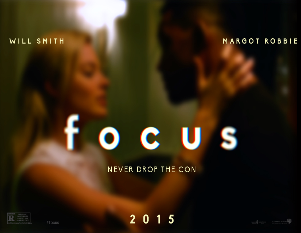 """Will Smith's new movie, """"Focus"""" is so damn crappy I just had to ..."""