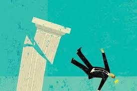 Falling off the Pedestal